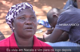 Mulheres de Ouro – Namajuba, Nampula