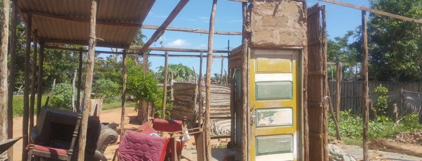 """Os rastos do """"Dineo"""" sobre a mulher e criança em Inhambane"""